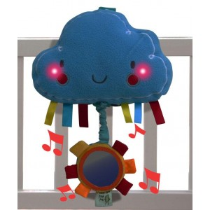 Fluffy Cloud μουσικό με δραστηριότητες (3064)