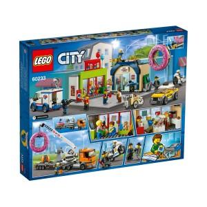 Lego City Donut Shop Opening (60233)