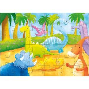 Puzzle 36τεμ Δεινόσαυροι (505307)