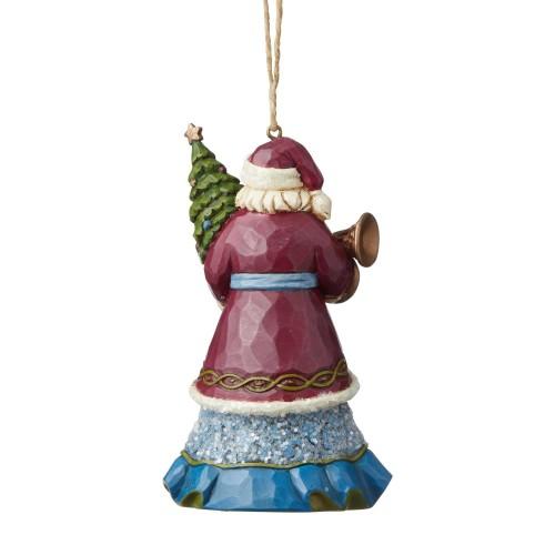Στολίδι δέντρου Victorian Santa (6004187)