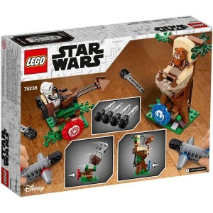 Lego Star Wars Action Battle Endor Assault (75238)