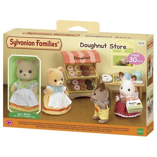 Sylvanian Families Doughnut Store (5239)