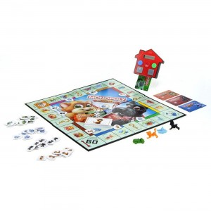 Monopoly Junior Electronic Banking (E1842)