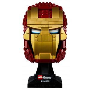 Lego Super Heroes Iron Man Helmet (76165)
