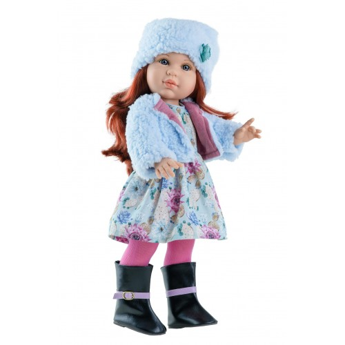 Κούκλα Paola Reina Becky 42εκ. (06019)