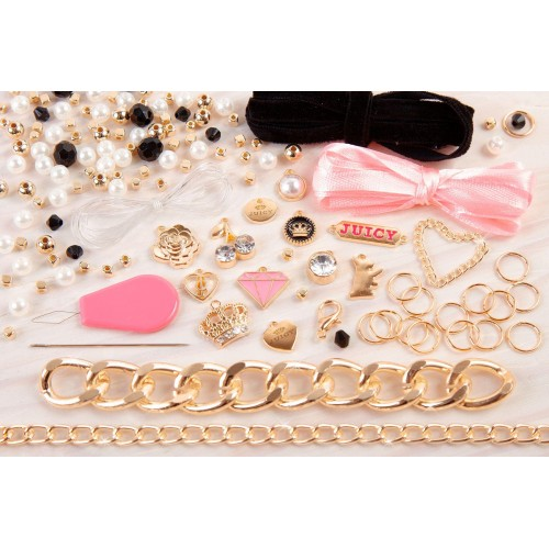 Make It Real Juicy Couture 5 DIY Chains & Charms (4404)