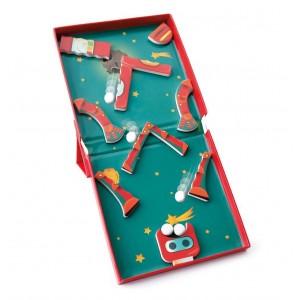 Scratch Puzzle 11τεμ Ρομπότ μαγνητικό (6181172)