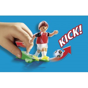 Σετ εξάσκησης ποδοσφαίρου πίνακας αποτελεσμάτων (70245)