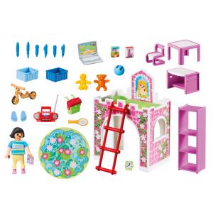 Μοντέρνο παιδικό δωμάτιο (9270)