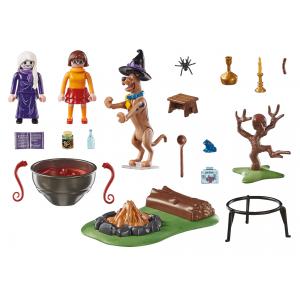 Scooby-Doo! Μάγισσα με μαγικό καζάνι (70366)