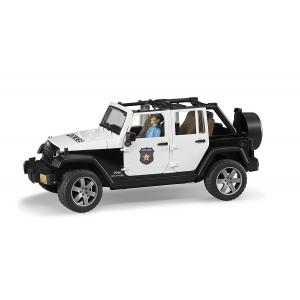 Wrangler Όχημα Αστυνομίας με Αστυνομικό (02526)