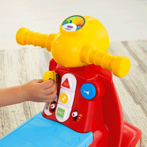 Laugh And Learn Εκπαιδευτικό Scooter Smart Stages (DHN78)
