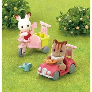 Sylvanian Families Babies Ride and Play (5040)