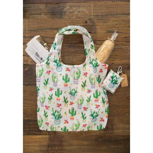 Τσάντα για ψώνια Cactus (52689)
