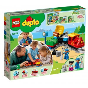 Lego Duplo Steam Train (10874)