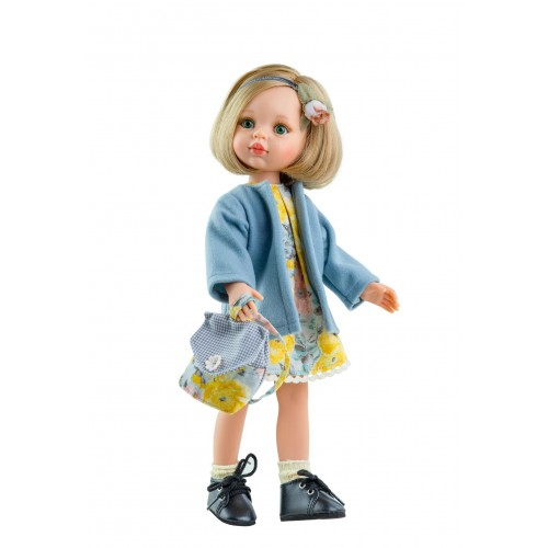 Κούκλα Paola Reina Carla 32εκ. (04416)