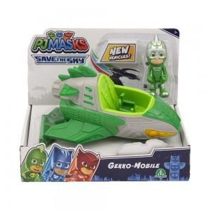 PJ Masks Όχημα Save the Sky Gekko (PJMC1000)