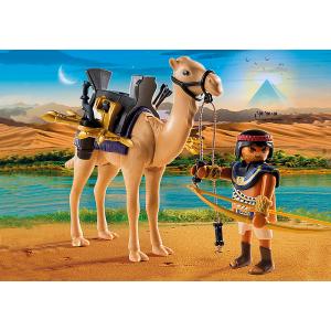 Αιγύπτιος πολεμιστής με καμήλα (5389)