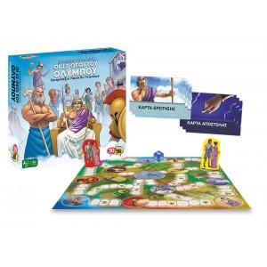 50/50 GAMES Οι 12 Θεοί του Ολύμπου (505206)