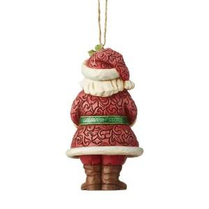 Στολίδι δέντρου Winter Wonderland Santa (6004193)