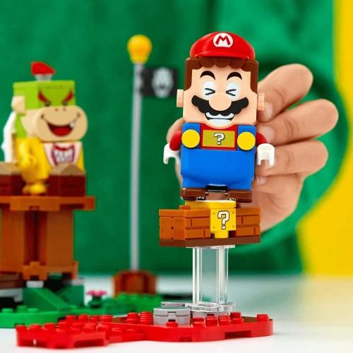 Lego Super Mario Adventures with Mario (71360)