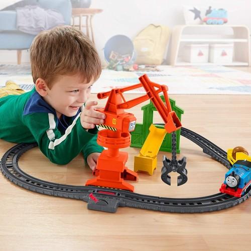 Thomas The Train- Μεταφορές με την Cassia τo Γερανο (Με Τον Τομας) (GHK83)