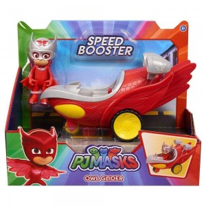 Pj Masks Οχήματα Speed Booster Owl Glider (PJM60300)