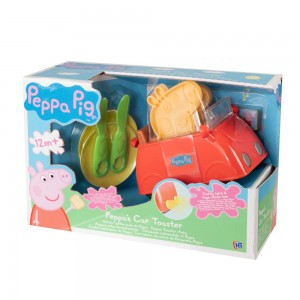 Peppa Pig Car Toaster (1684560.INF)