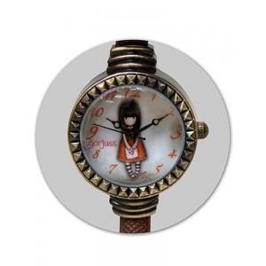 Ρολόι χειρός Santoro Gorjuss I Gave You My Heart (W-06-G)