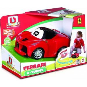 Bburago Junior Ferrari U Turns (85301)