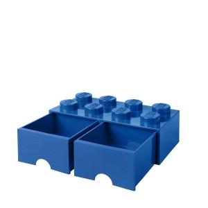 Παιχνιδόκουτο Lego 8 Blue drawer (299127)
