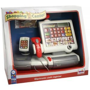 Ταμειακή μηχανή με scanner χρήματα (9356)