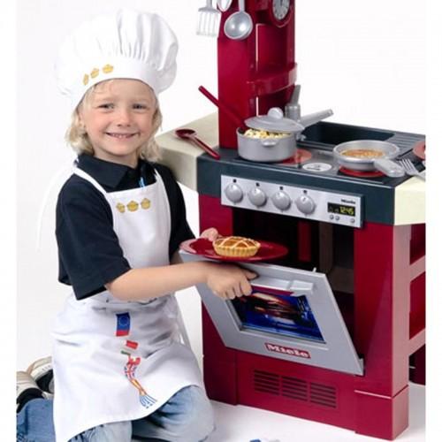 Κουζίνα Miele με ήχο Petit Gourmet (9090)