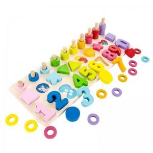 Σχήματα Μεγέθη Χρώματα (SAWT18114)