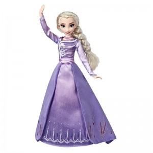 Disney Frozen II Deluxe Fashion Elsa (E6844/E5499)