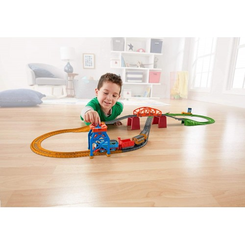 Thomas The Train -Πίστα με 3 Διαδρομές (GPD88)