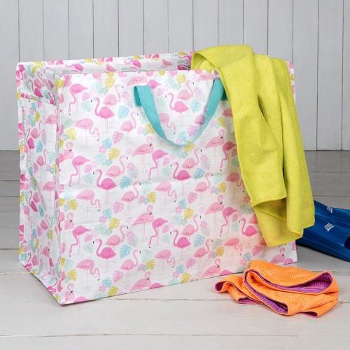 Τσάντα αποθήκευσης γίγας Φλαμίνγκο (26941)