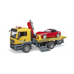 MAN TGS Tow Truck with Roadster (03750)