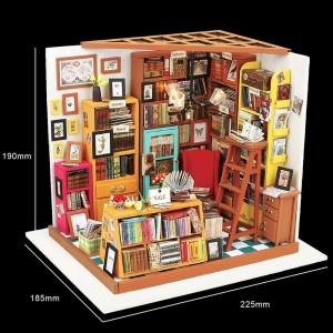 Sam's Study Room (DG102)