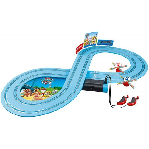 Αυτοκινητόδρομος Carrera 1.First Paw Patrol Chase and Marshall on the track (20063033)