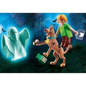 Scooby-Doo! Ο Σκούμπι και ο Σάγκι με ένα φάντασμα (70287)
