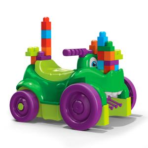 Mega Blocks Κροκόδειλος Ride On (GFG22)