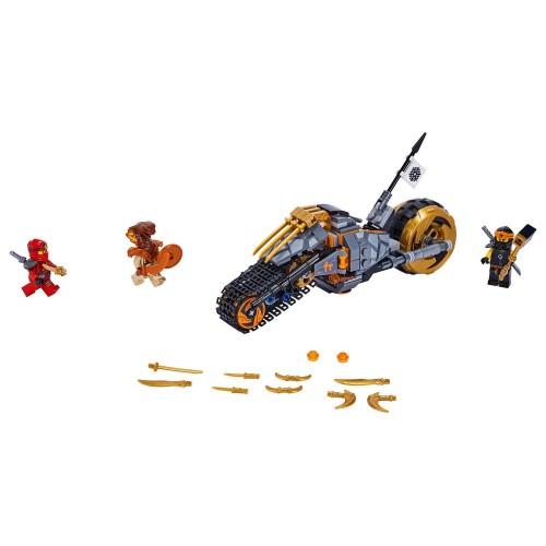 Lego Ninjago Cole's Dirt Bike (70672)