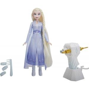 Disney Frozen II Hair Play Doll Elsa (E6950/E7002)