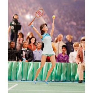 Barbie Inspiring Women Billie Jean King (GHT85)