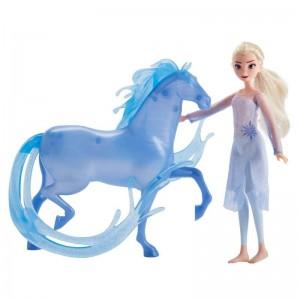 Κούκλα Elsa & Nokk (E5516)