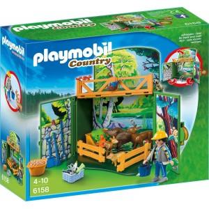 Game Box Ζώα του Δάσους (6158)