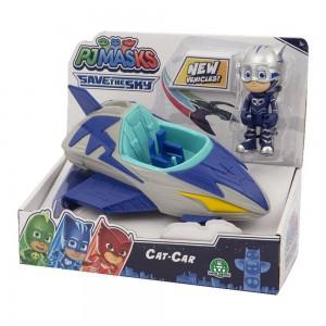 PJ Masks Όχημα Save the Sky Catboy (PJMC1000)