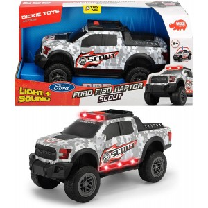 Dickie Ford F150 Raptor Scout (203756000)