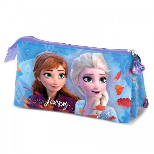 Βαρελάκι Frozen τριπλό (00396)